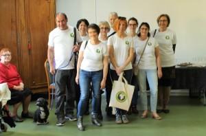 2019.04.10 Présentation bénévoles Castelnau 2